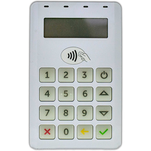 MPOS-терминал BluePad-50