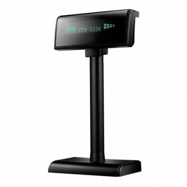 Дисплей покупателя FXP CD-220 (RS232+USB)
