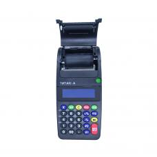 Кассовый аппарат ТИТАН-А «NIGHT» черный, встроенное СКНО