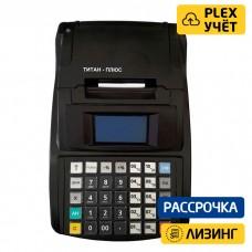Кассовый аппарат ТИТАН-ПЛЮС «NIGHT» черный, встроенное СКНО