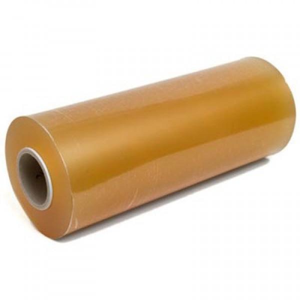 Пищевая пленка из ПВХ (9мкм) желтая