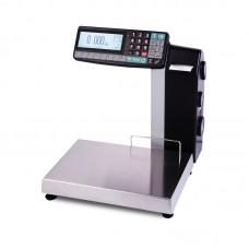 Весы с печатью этикеток MASSA-K MK-RL10-1