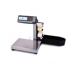 Весы с печатью этикеток MASSA-K MK-R2L10-1