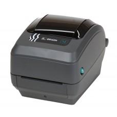 Принтер печати этикеток ZEBRA GK-420T