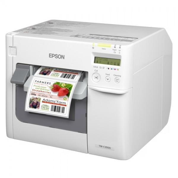 Полноцветный струйный принтер TM-C3500-012CD