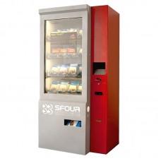 Автомат по продаже подарочных карт в конвертах с онлайн активацией SFOUR Yason