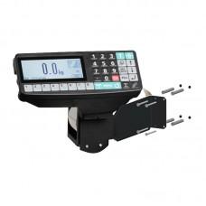 Весы низкопрофильные с печатью этикеток МАССА-К 4D-LM-2_RP