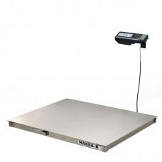 Весы платформенные МАССА-К 4D-P.S-2_RA