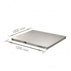 Весы платформенные с печатью этикеток МАССА-К 4D-P.S-2_RP