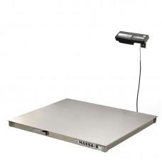 Весы платформенные МАССА-К 4D-P.S-3_A