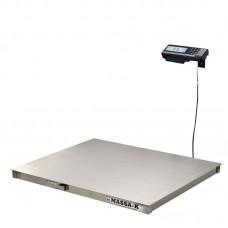 Весы платформенные МАССА-К 4D-P.S-3_RA