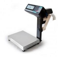 Весы-регистраторы с печатью этикеток MK-R2P10-1