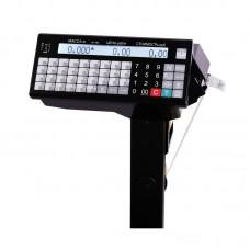 Торговые весы с печатью этикеток ВПМ-Т1