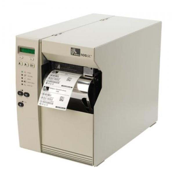 Принтер печати этикеток ZEBRA 105SL Plus (300dpi)