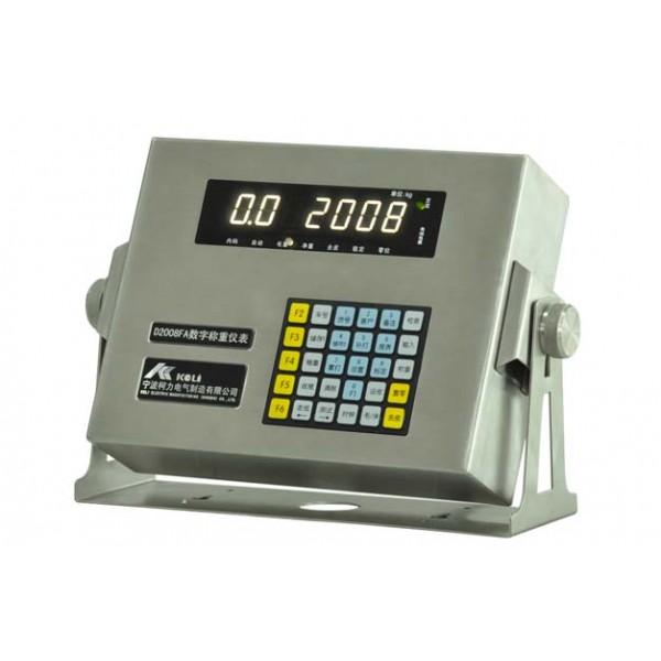 Весовой индикатор D2008FA для цифровых датчиков