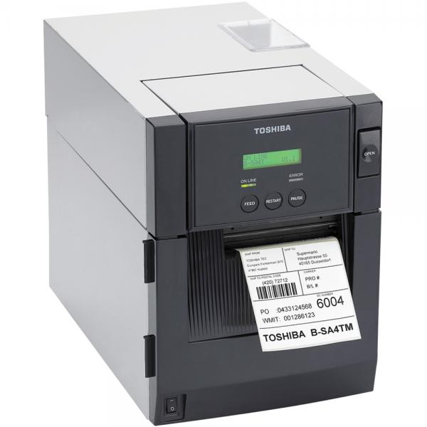 Принтер штрих-кода TOSHIBA B-SA4T
