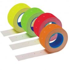 Этикет-лента 21х12 прямоугольная, цветная