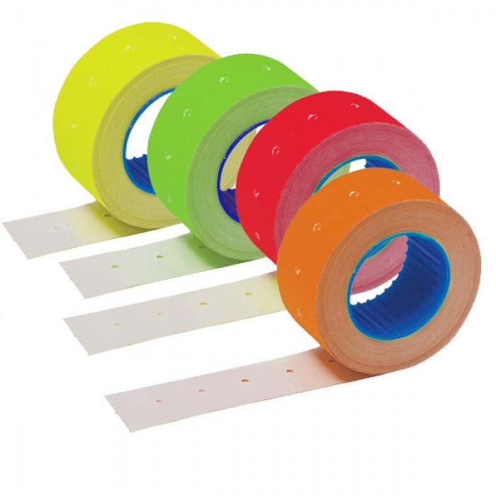 Этикет-лента 21х12 цветная