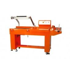 Полуавтоматическая машина для запечатывания и резки пакетов типа BSL-5045LA