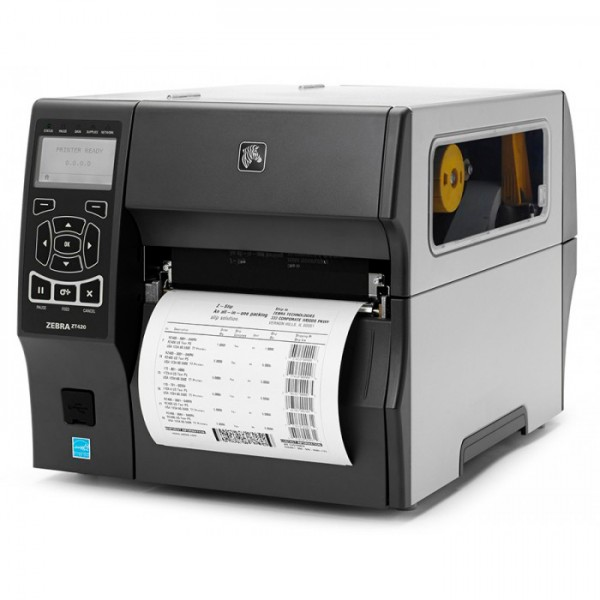 Принтер печати этикеток ZEBRA ZT420 (203dpi)