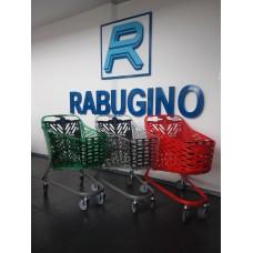 Покупательская тележка Rabtrolley Samba Basic