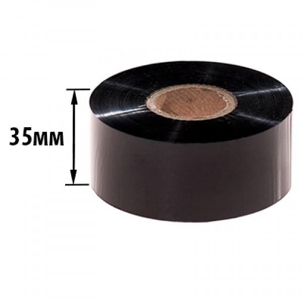 Риббон RESIN 35х300х25 (ширина х длина х втулка) OUT/IN