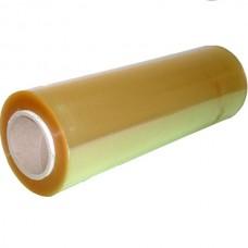 Пищевая пленка из ПВХ (7мкм) желтая